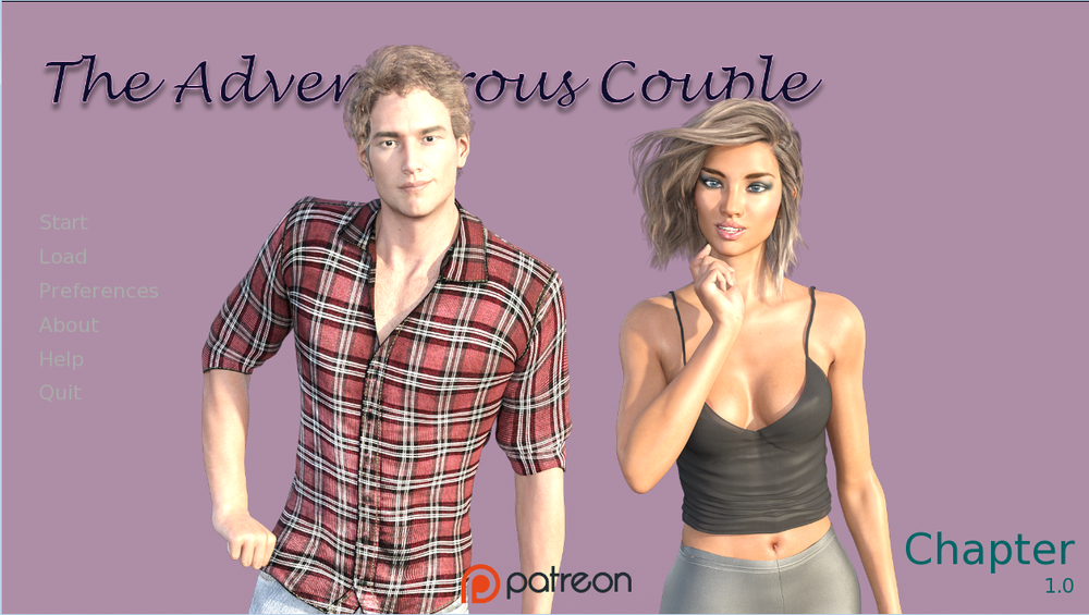 The Adventurous Couple – Chapter 1 Revamped – Update