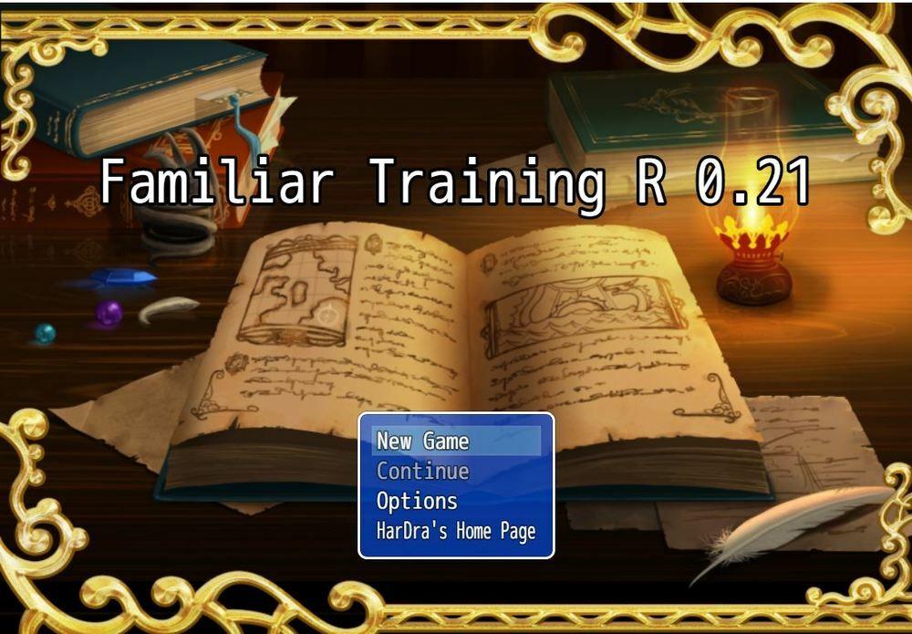 Familiars Training – Version R 0.4 – Update