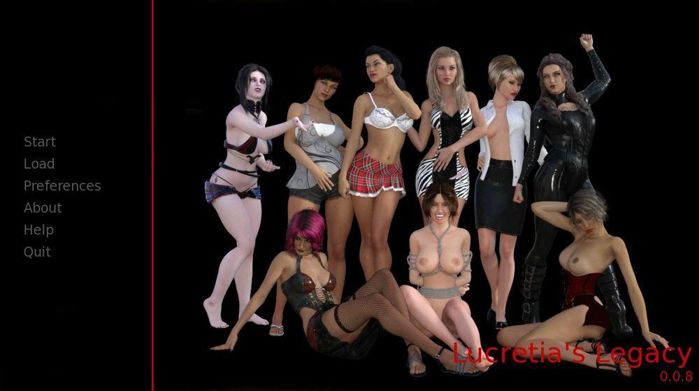 Adult Porn Bdsm lucretias legacy - version 1.0 - update - pornplaybb