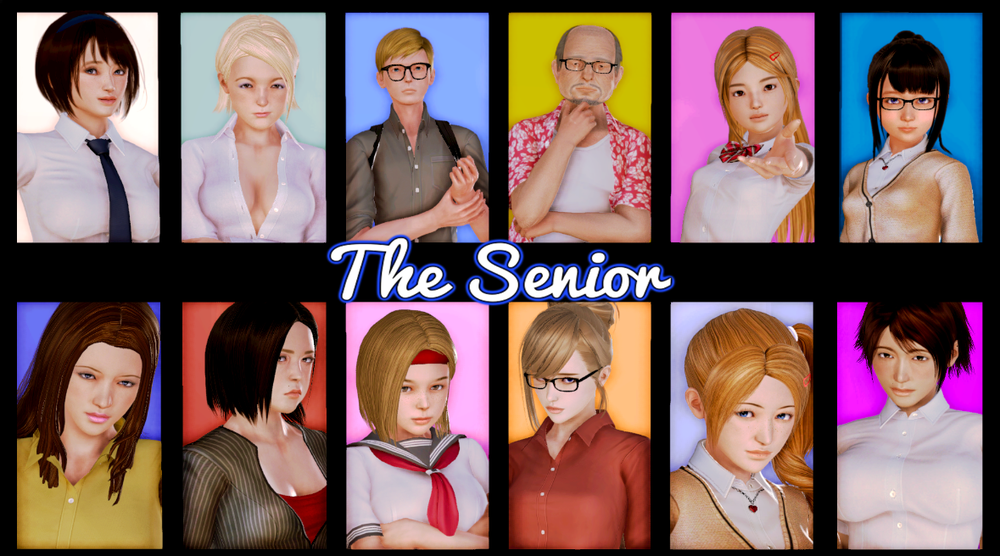 The Senior – Version 0.1.4b – Update