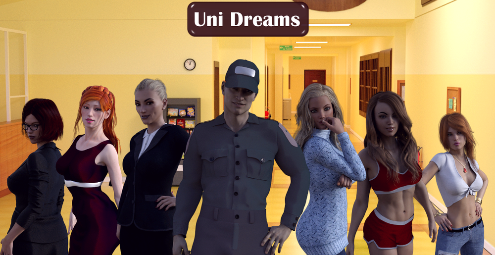 Uni Dreams – Demo 0.3 – Update