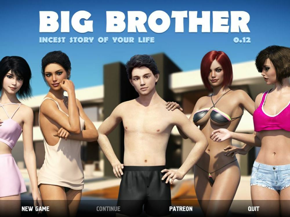 Big Brother –  Version 0.13.0.007 Cracked – Update