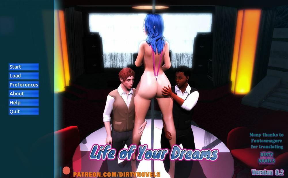 Life of Your Dreams – Version 0.5 – Update