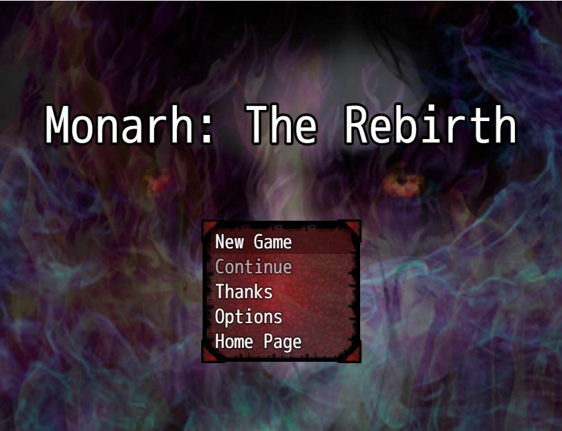 Monarh: The Rebirth – Version 0.0.2a