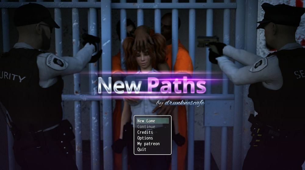 New Paths – Beta 0.02 – Update
