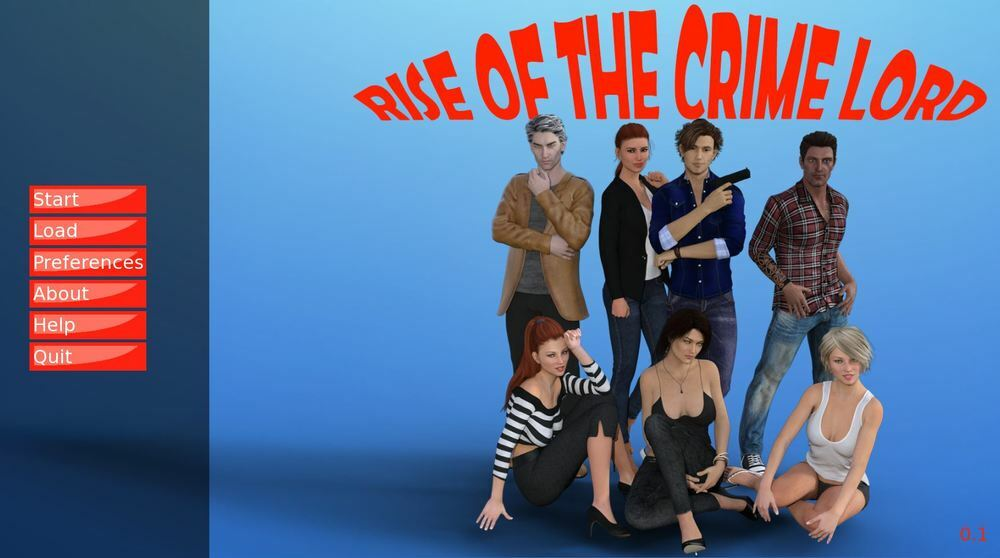 Rise of the Crime Lord – Version 0.1