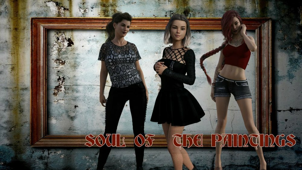 Soul of the Paintings – Version 0.3 – Update