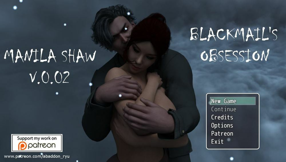 Manila Shaw: Blackmail's Obsession – Version 0.19 – Update
