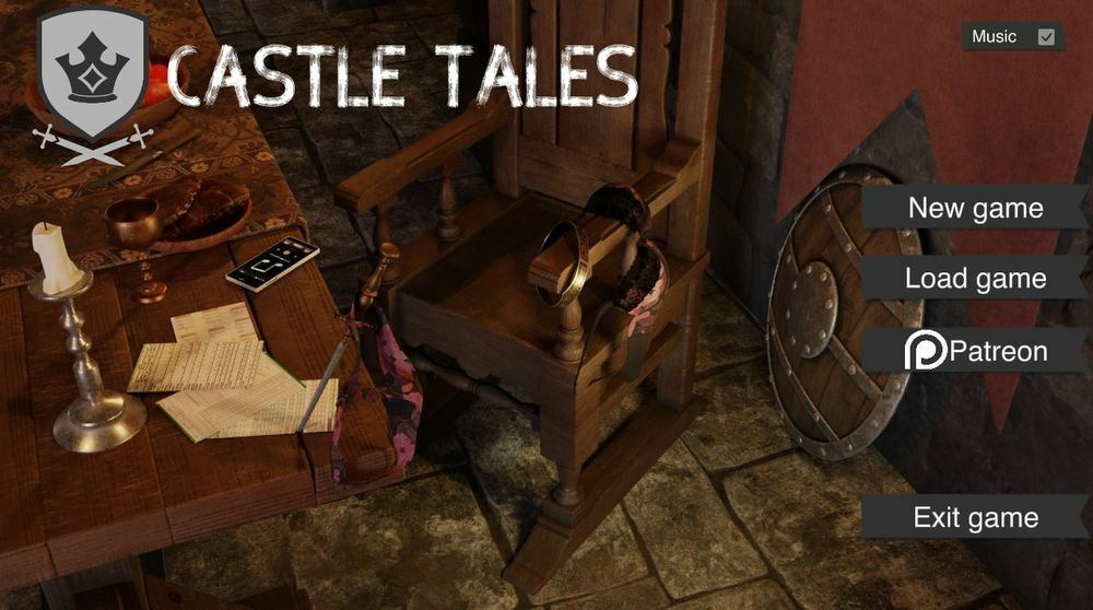 Castle Tales – 0.18 Fix