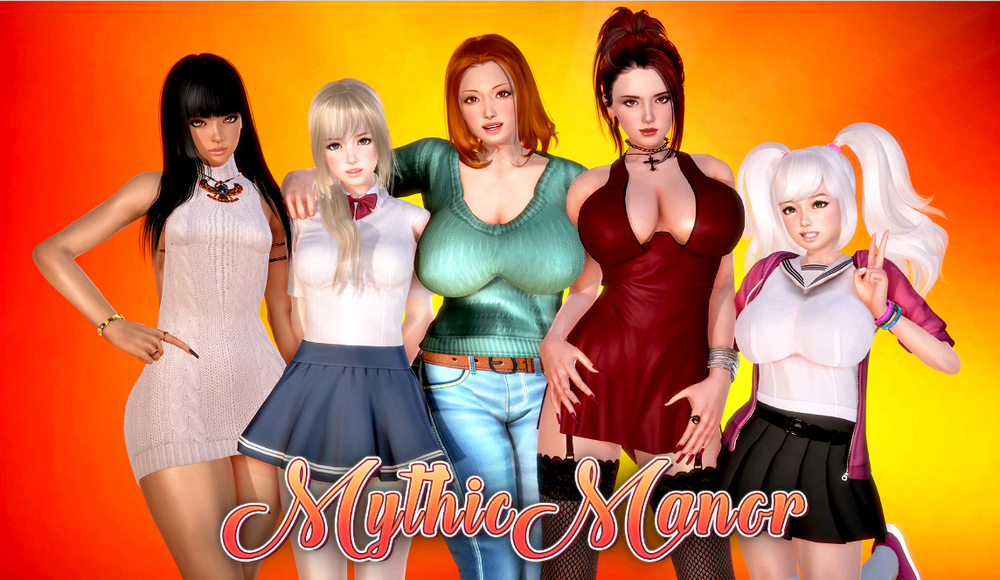 Mythic Manor – Version 0.8 & Walkthrough – Update