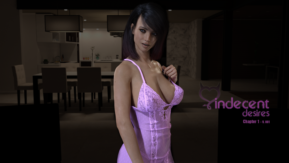 Indecent Desires – The Game – Version 0.3 & Incest Patch – Update