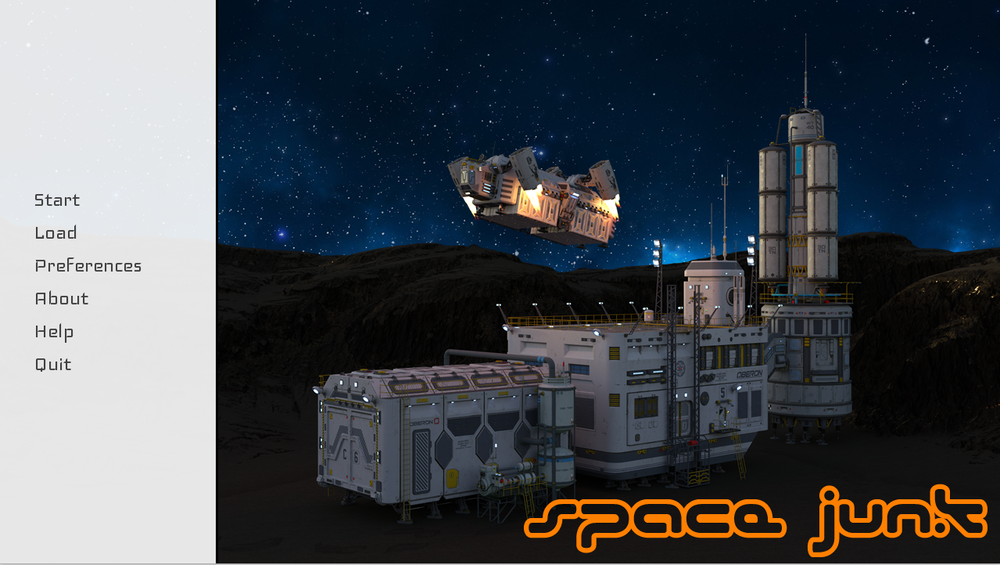 Space Junk – Version 0.0.5b – Update