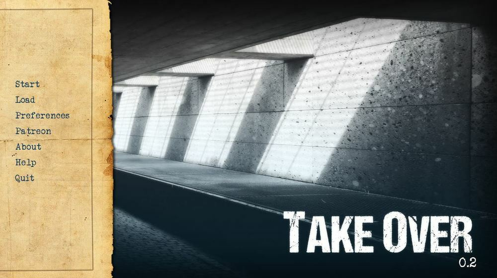 Take Over – Version 0.12 + Incest Patch – Update