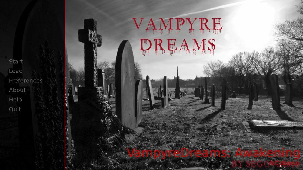 Vampyre Dreams: Awakening – Version 0.03