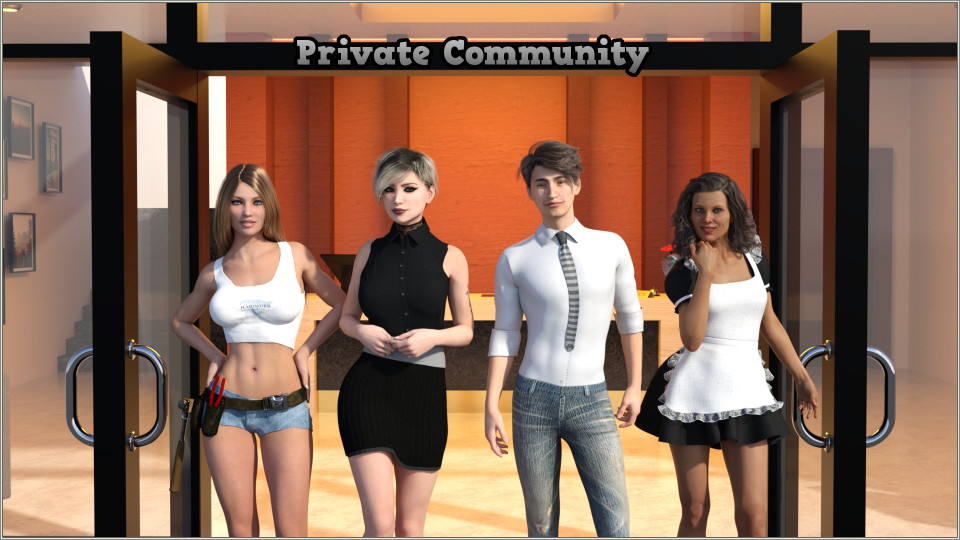 Private Community – Version 0.1.1b – Update