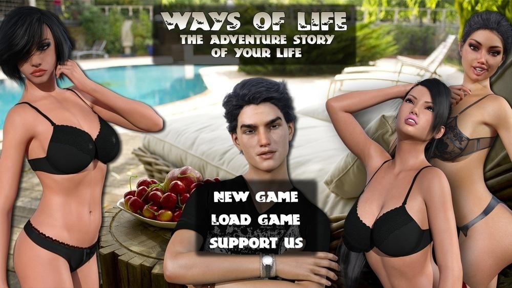 3 Way Hentai Game ways of life - version 0.5.8a - update - pornplaybb