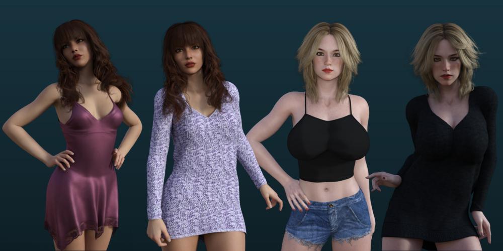 College Girls – Version 0.05 – Update