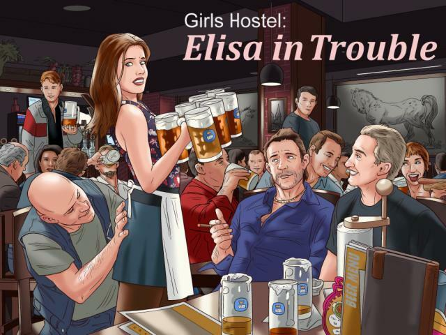 Girls Hostel: Elisa in Trouble – Version 0.6.3 – Update