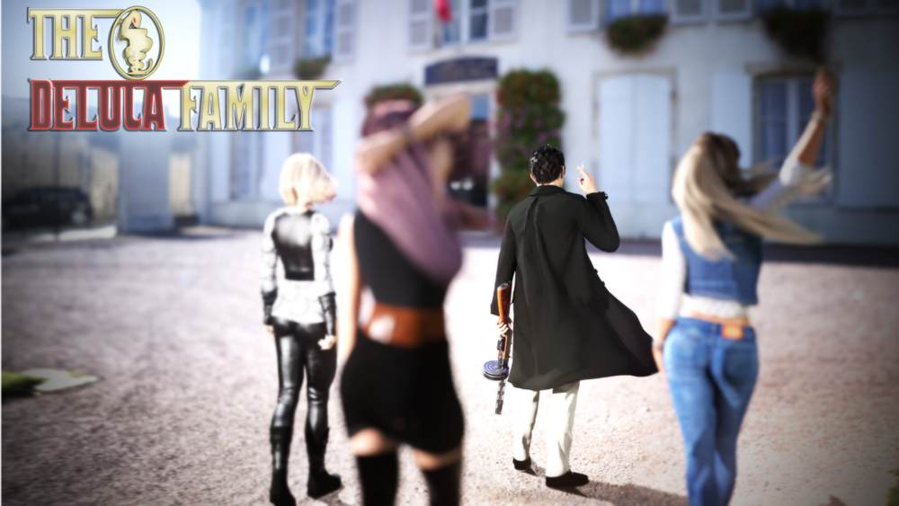 The DeLuca Family – Version 0.02a Fix – Update