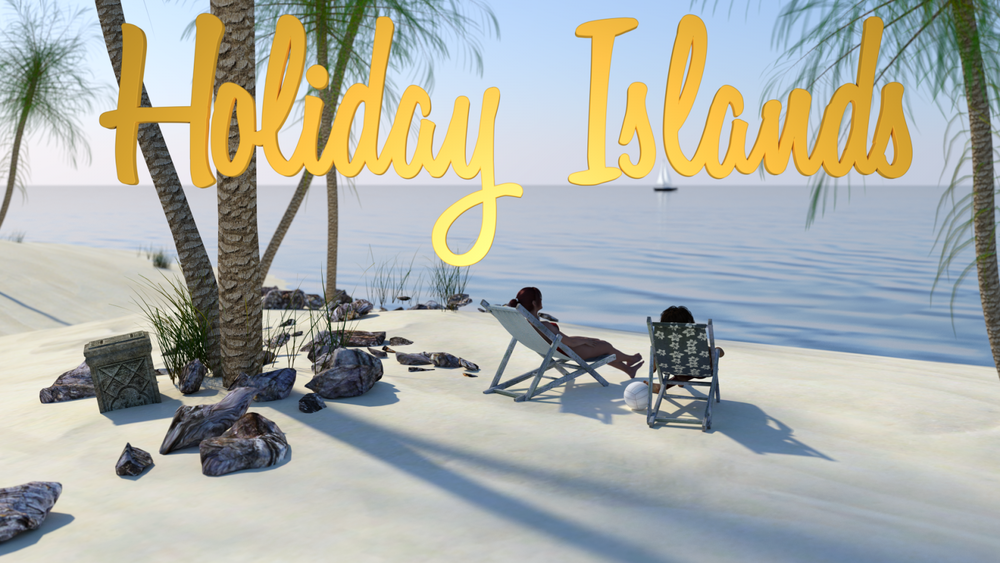 Holiday Islands – Episode 1 – Version 9 Update 1 – Update