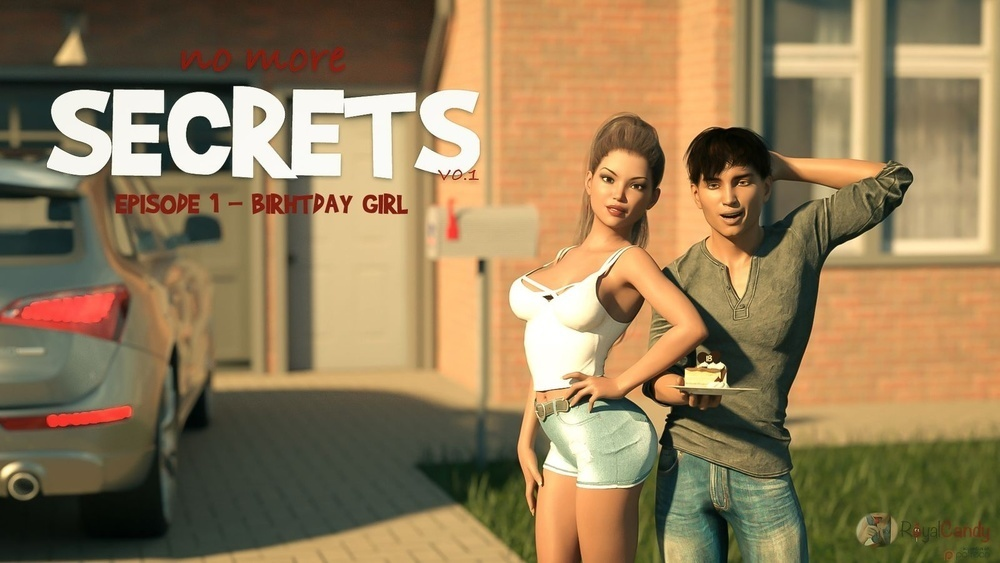 No More Secrets – Episode 2 – Version 0.2 & Walkthrough