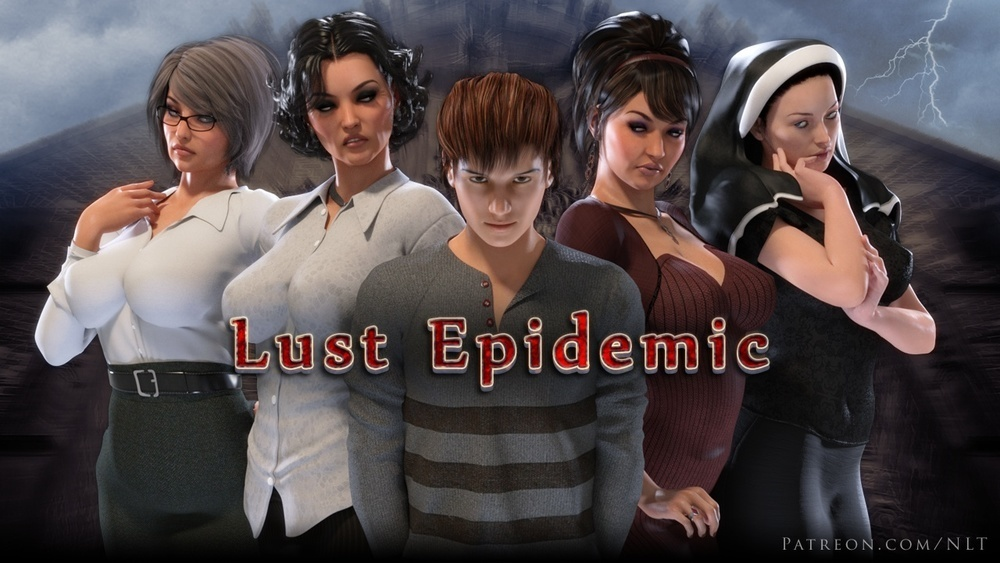 Lust Epidemic – Version 61042 & Incest Patch – Update