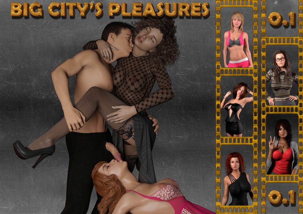 Big City's Pleasures – Version 0.1 – Update