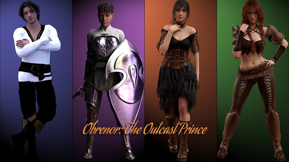Obrenor: The Outcast Prince – Version 0.4.0b