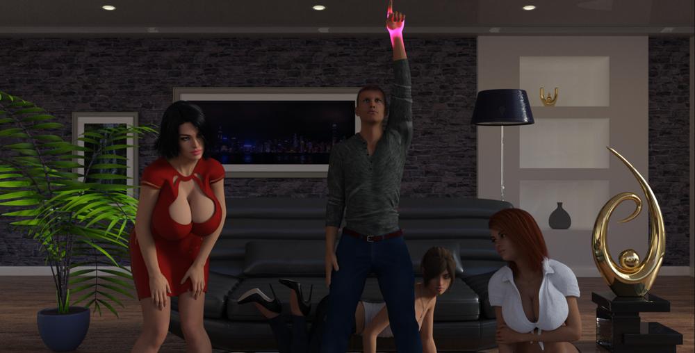 3D porno filmy o incestu