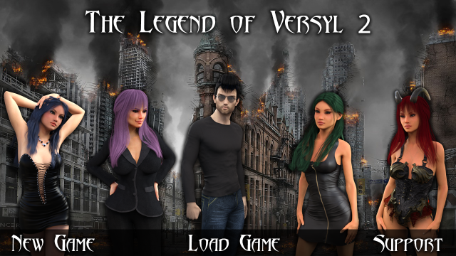 The Legend of Versyl 2 – Version 0.1.3a – Update