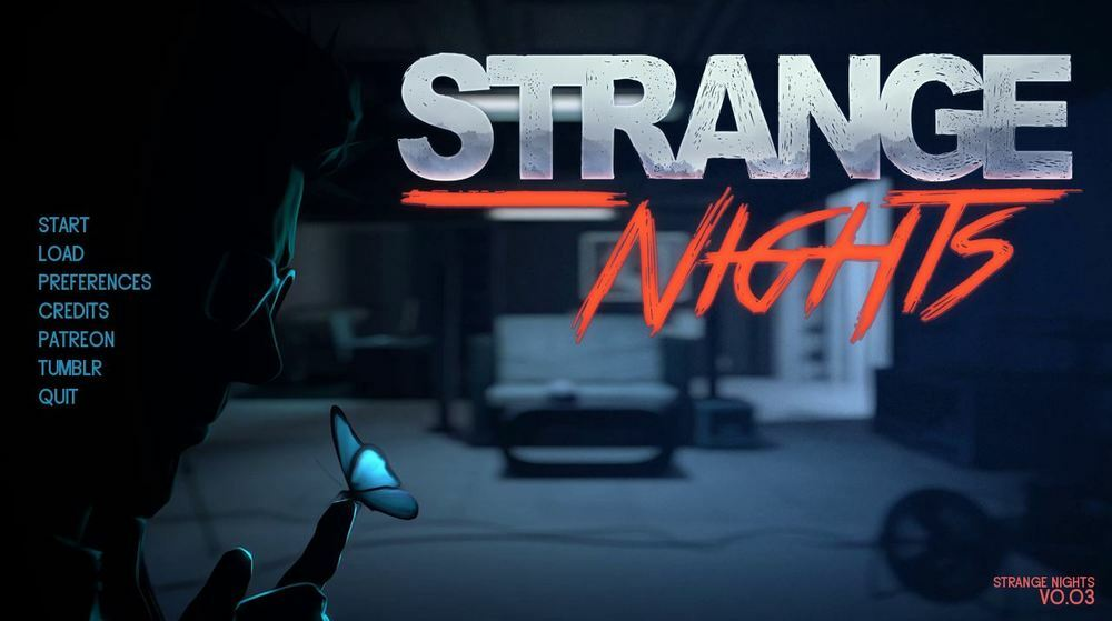 Strange Nights – Version 0.03