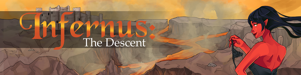 Infernus: The Descent – Version 0.0.4.1