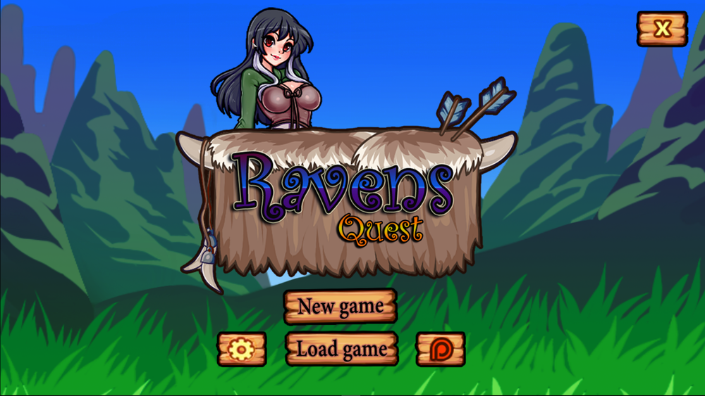 Raven's Quest – Version 0.0.1