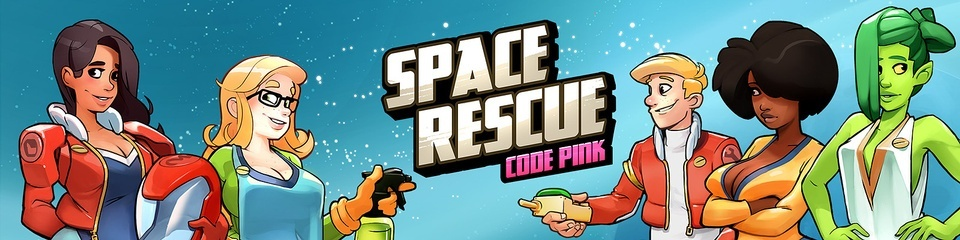 Space Rescue: Code Pink – Demo 1