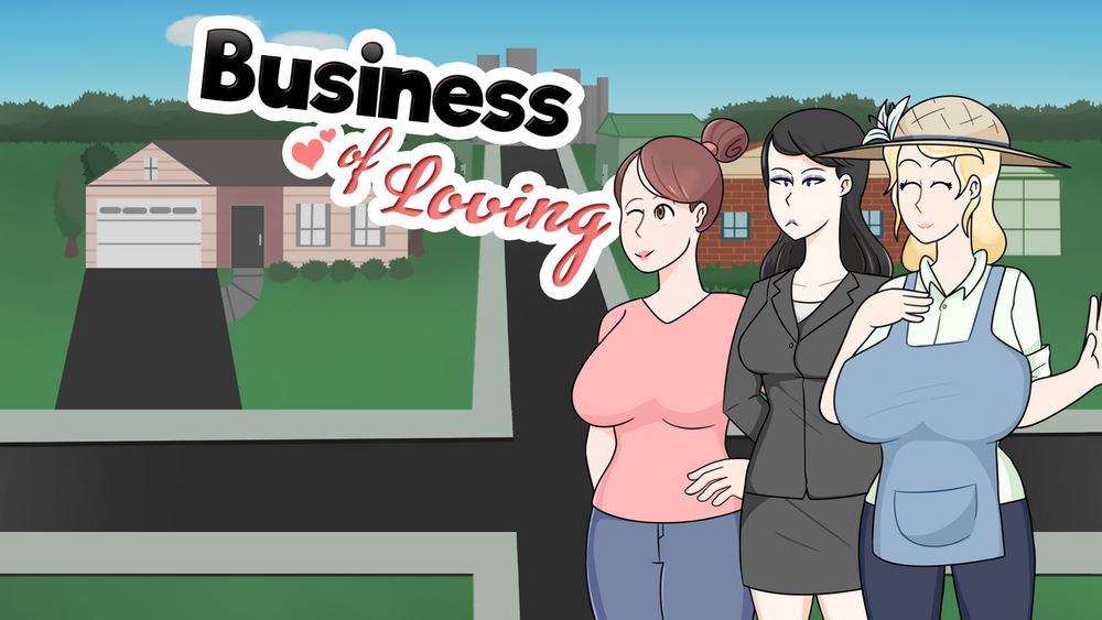 Business of Loving – Version 0.4.5 Incest Edition