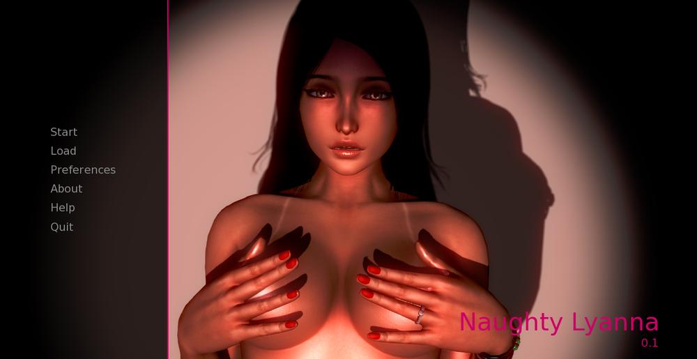 3D Big Tits Anal naughty lyanna - version 0.9a - update - pornplaybb