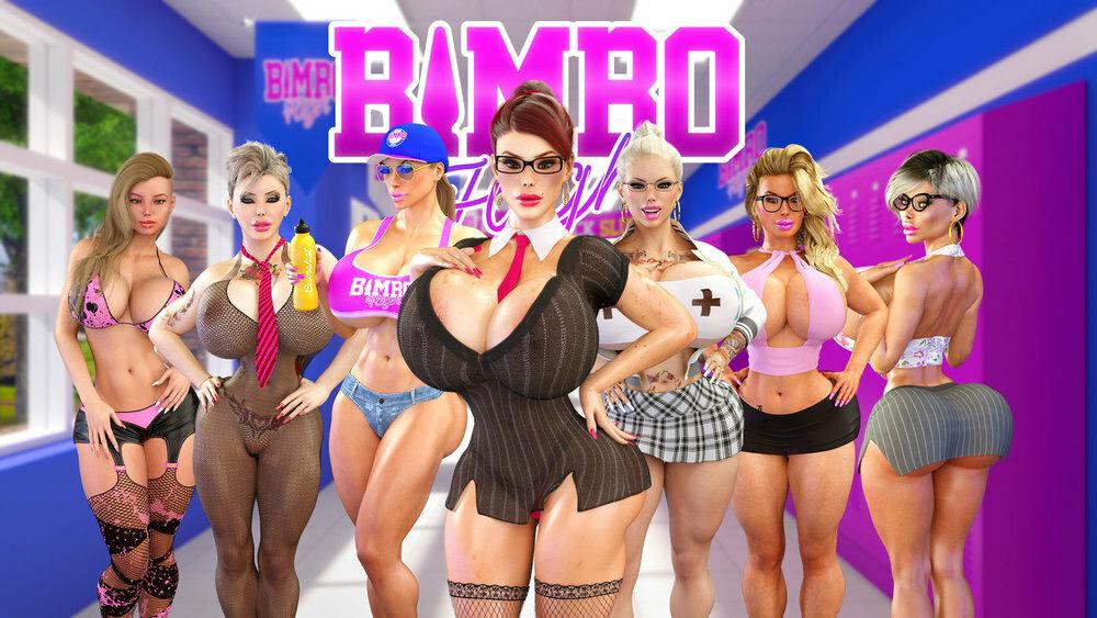Porn Games release Bimbo High - Version 0.37a - Update ...