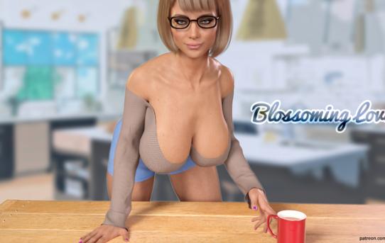 Babe blonde busty sex