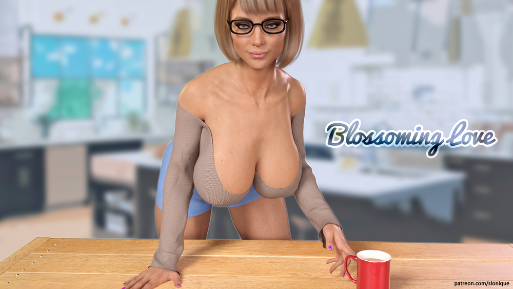 3D Porn No Glasses blossoming love - update 13 - update - pornplaybb