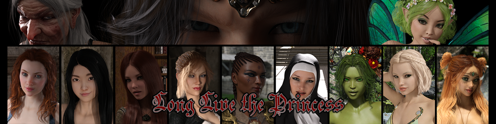 Long Live the Princess – Version 0.28 – Update