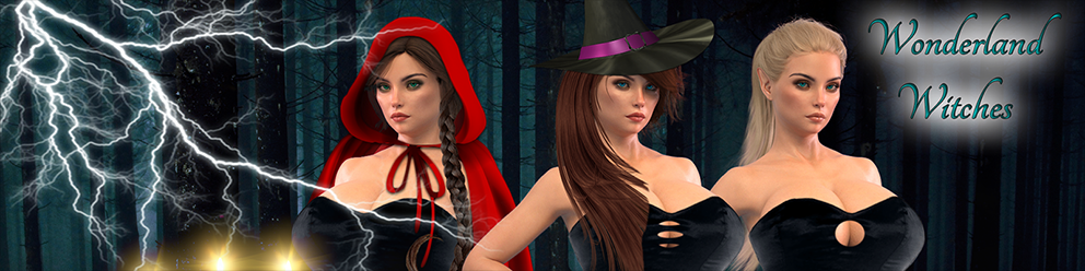 Wonderland Witches – Version 0.1.0